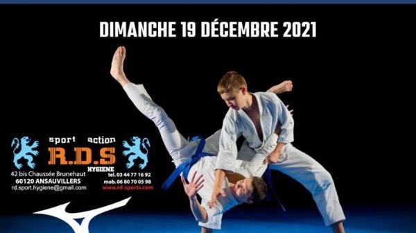 Tournoi Excellence Minimes de Seine-Maritime à Forges les Eaux 19.12.2021